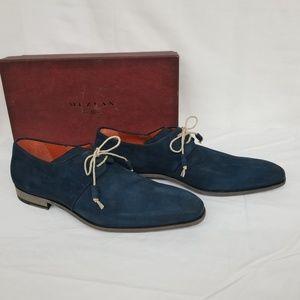 Mezlan men's fenis exotic shoes
